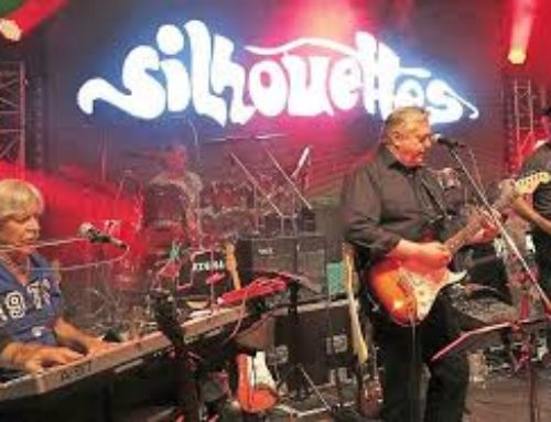 Am Samstag den 19.10 The Silhouttes